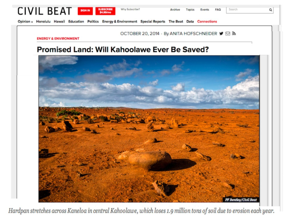 Kahoolawe Civil Beat1